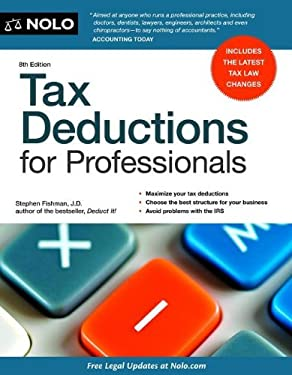 Tax Deductions for Professionals 9781413317664