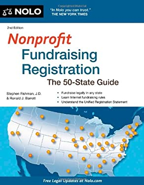 Nonprofit Fundraising Registration: The 50 State Guide 9781413317725