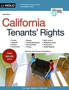California Tenants' Rights 9781413318173