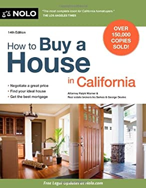 How to Buy a House in California 9781413318258