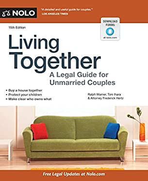 Living Together: A Legal Guide for Unmarried Couples 9781413318319