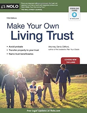 Make Your Own Living Trust 9781413318357