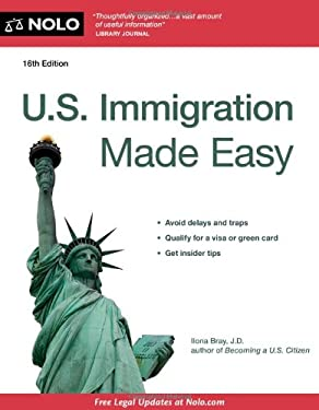 U.S. Immigration Made Easy 9781413318616