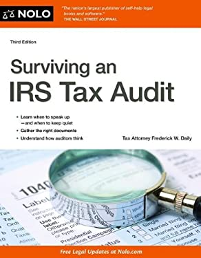 Surviving an IRS Tax Audit 9781413318647