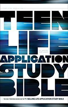 Teen Life Application Study Bible-NLT