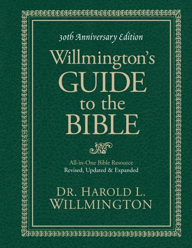 Willmington's Guide to the Bible 9781414329710