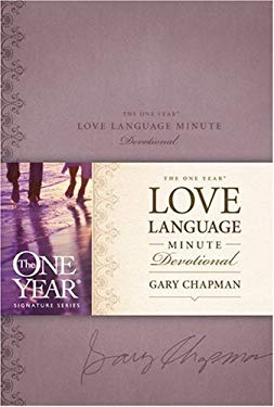 The One Year Love Language Minute Devotional 9781414329727