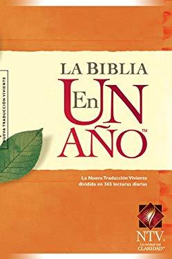 La Biblia en un Ano-Ntv 9781414334165