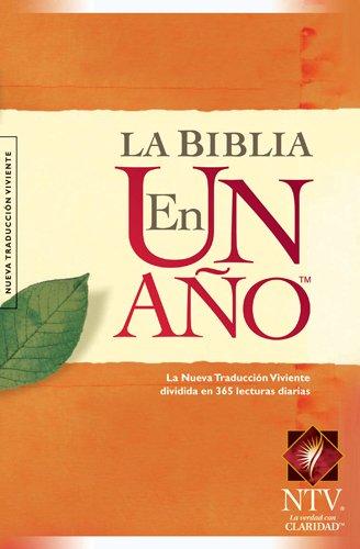 La Biblia en un Ano-Ntv 9781414334172