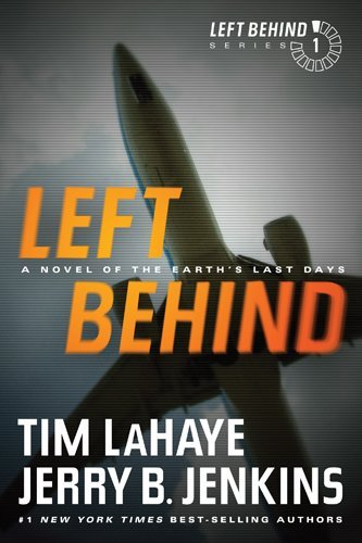 Left Behind: A Novel of the Earth's Last Days 9781414334905
