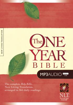 One Year Bible-NLT 9781414336510