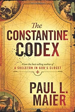 The Constantine Codex 9781414337739