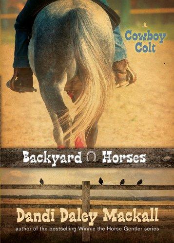 Backyard Horses: Cowboy Colt 9781414339177
