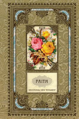 Faith Devotional New Testament-Ntl-Psalms and Proverbs 9781414339665