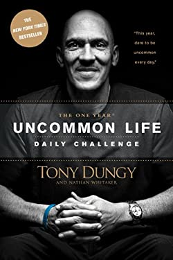 The One Year Uncommon Life Daily Challenge 9781414348285