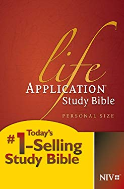 Life Application Study Bible-NIV-Personal Size 9781414359816