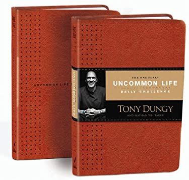 The One Year Uncommon Life Daily Challenge 9781414362489