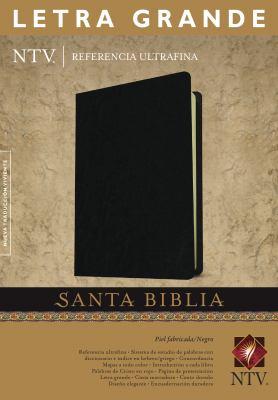 Santa Biblia Referencia Ultrafina-Ntv-Letra Grande 9781414363042
