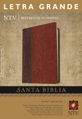 Santa Biblia Referencia Ultrafina-Ntv-Letra Grande 9781414363059