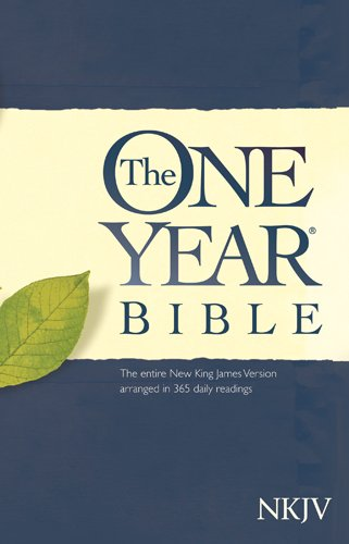 One Year Bible-NKJV 9781414363264