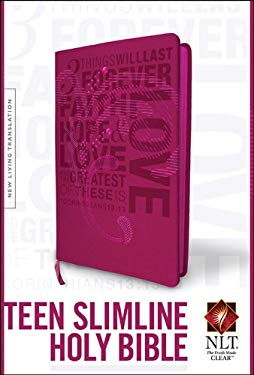 Teen Slimline Bible-NLT 9781414363288