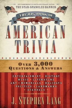 The Big Book of American Trivia 9781414364544