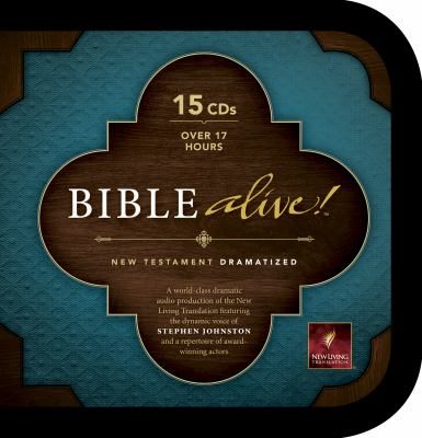 Bible Alive! New Testament-NLT 9781414371290