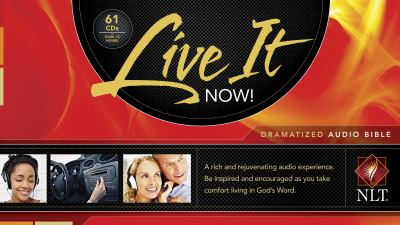 Live It Now! Dramatized Audio Bible 9781414372242