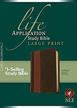Life Application Study Bible-NLT-Large Print 9781414375441