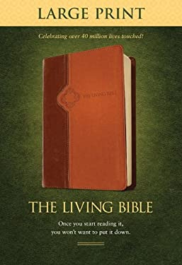The Living Bible Large Print Edition Tutone