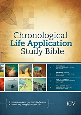Chronological Life Application Study Bible-KJV