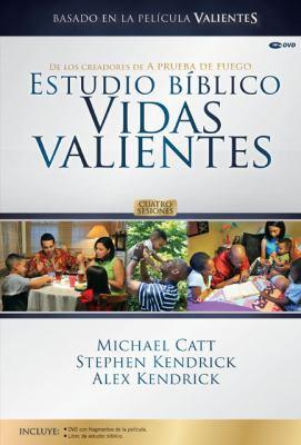 Estudio Biblico Vidas Valientes 9781415872284