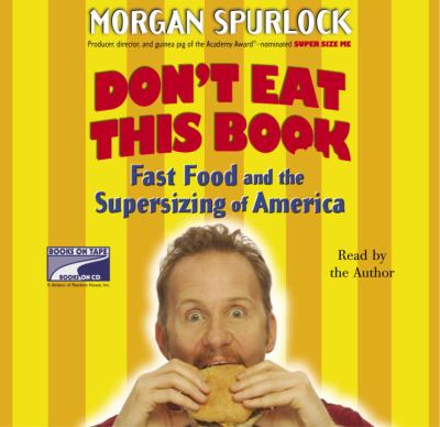 Don't Eat This Book (Lib)(CD)