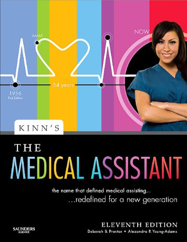 Kinn's the Medical Assistant: An Applied Learning Approach 9781416054399