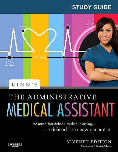 Kinn's The Administrative Medical Assistant 9781416054429
