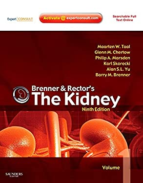 Brenner and Rector's the Kidney: Expert Consult - Online and Print 2-Volume Set 9781416061939