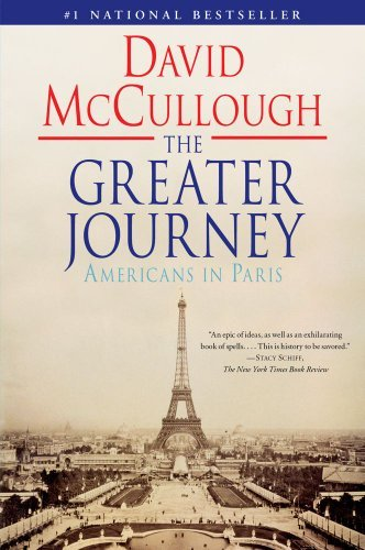 The Greater Journey: Americans in Paris 9781416571773