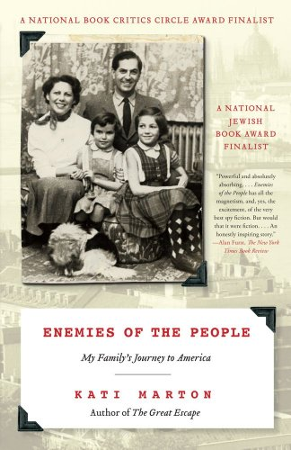 Enemies of the People: My Family's Journey to America 9781416586135