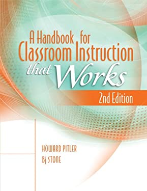 A Handbook for Classroom Instruction That Works, 2nd edition