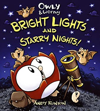 Owly & Wormy, Bright Lights and Starry Nights 9781416957751