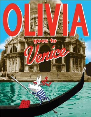 Olivia Goes to Venice 9781416996743