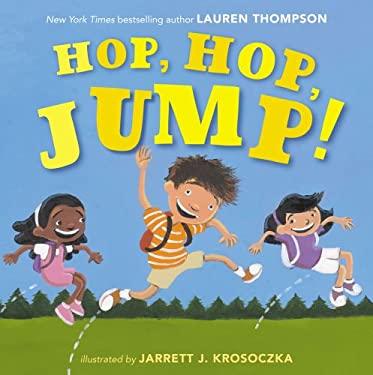 Hop, Hop, Jump! 9781416997450