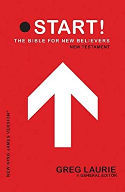 Start New Testament-NKJV: The Bible for New Believers 9781418544621