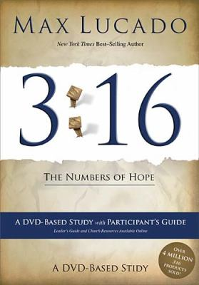 3:16 DVD-Based Study: The Numbers of Hope 9781418548940