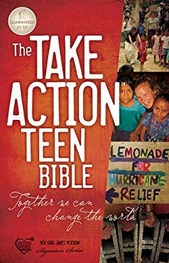 Take Action Teen Bible-NKJV 9781418549053