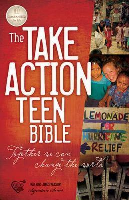 Take Action Teen Bible-NKJV 9781418549060