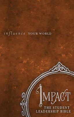 Impact: The Student Leadership Bible-NKJV: Influence Your World 9781418549077