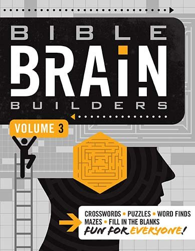 Bible Brain Builders, Volume 3 9781418549145
