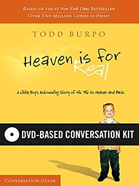 Heaven Is for Real DVD-Based Conversation Kit 9781418550660
