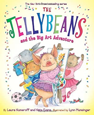 The Jellybeans and the Big Art Adventure 9781419701719
